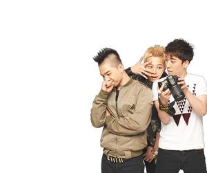 g-dragon, seungri, and taeyang image