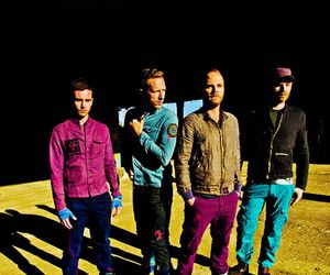coldplay, handsome, and mylo xyloto image
