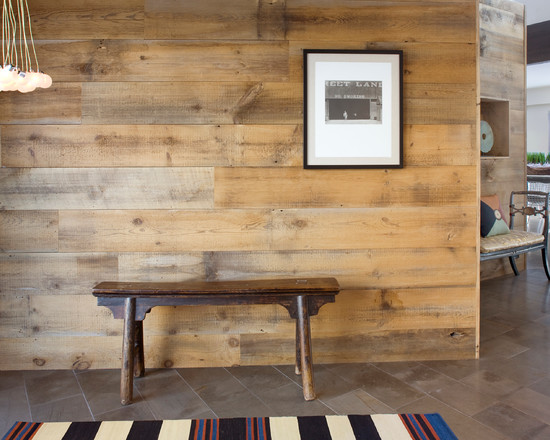 Wooden Interior Walls Design Decoration
