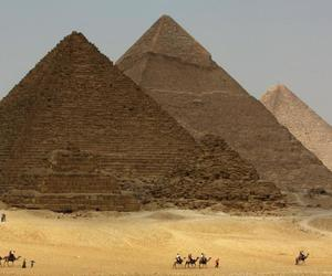 egypt, pyramids, and giza image