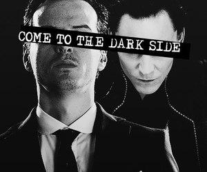 bbc, dark side, and evil image