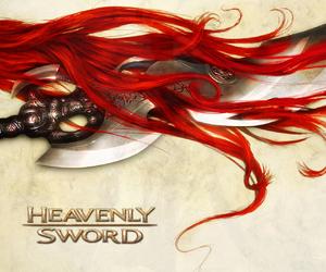 heavenly sword. corson image