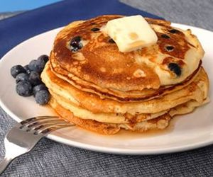 ihop, flapjacks, and griddle cakes image