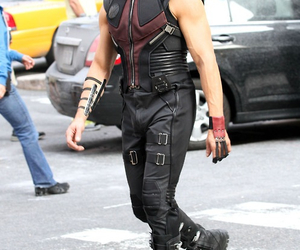 jeremy renner and Avengers image