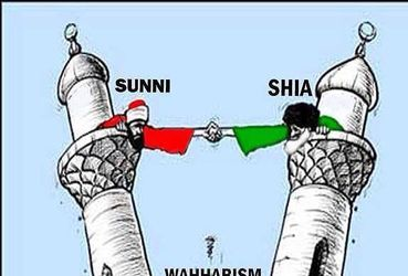 islam, shia, and sunni image