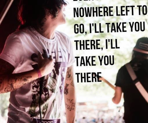 quotes, kellin quinn, and sleeping with sirens image