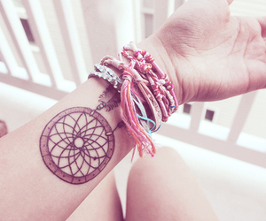beautiful, indian, and bracelets image