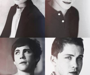 logan lerman, logan, and lerman image