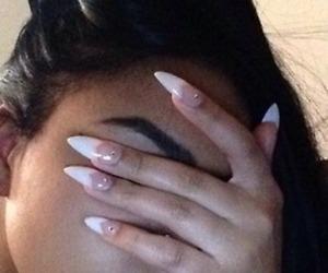 nails and eyebrows image