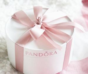 pandora and pink image