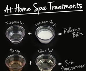 diy, spa, and beauty image