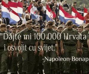 Croatia, victory, and homeland image