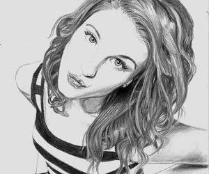 paramore, hayley williams, and draw image