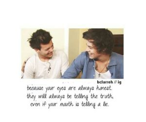 true love, Harry Styles, and louis tomlinson image