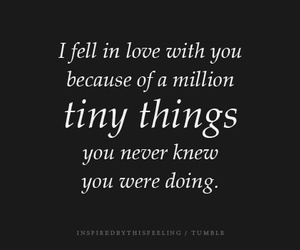 quotes, you, and love image
