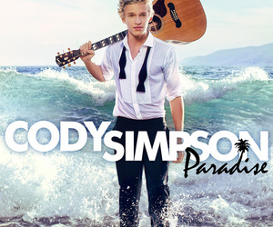 paradise, cody simpson, and 2nd album image