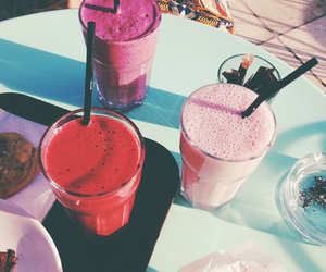 frappe, photography, and smoothie image