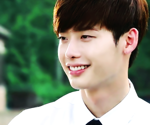 lee jong suk, cute, and i can hear your voice image