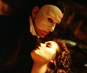 The Phantom of the Opera, movie, and Phantom of the Opera image