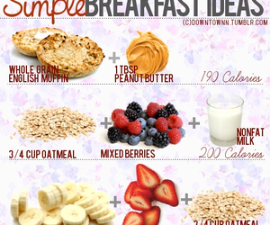 breakfast, healthy, and food image