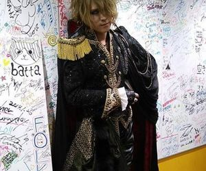 j-rock, Kamijo, and jrock image