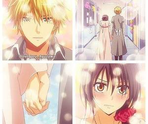 anime, manga, and kaichou wa maid-sama image