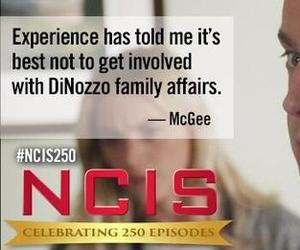 junior, ncis, and quote image