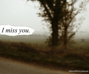 heartbreak, i miss you, and loneliness image