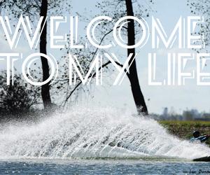 fun, wakeboard, and love it image