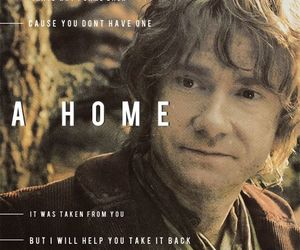 bilbo, quotes, and the hobbit image