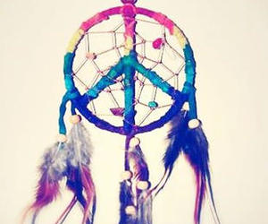 Dream, peace, and color image