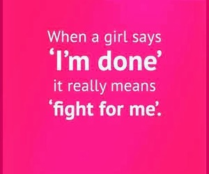 girl, love, and fight image