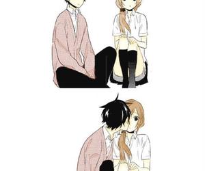 horimiya, manga, and miyamura izumi image