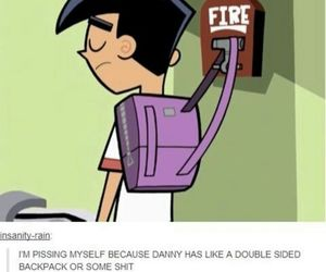 funny, lol, and danny image