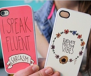 case, iphone, and sarcasm image