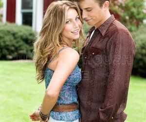 kenny wormald and julianne hough image