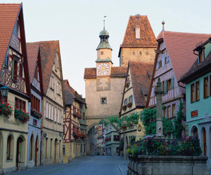germany and city image