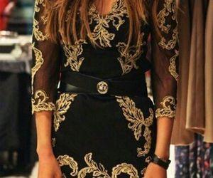 cool, girl, and dress image