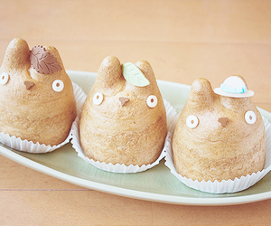 food, japanese, and totoro image