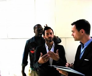 kanye west and marc jacobs image