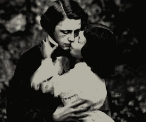 Creepiest picture ever, Lewis Carroll, and photoshop image