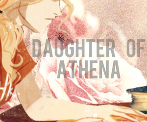 annabeth chase, daughter of athena, and viria image