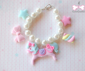cute, bracelet, and kawaii image