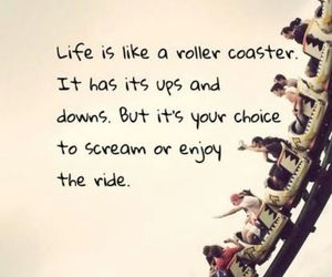 life, true, and quotes image