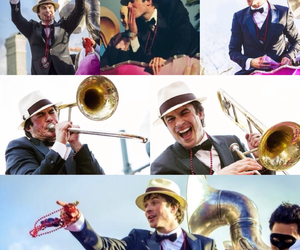carnival, ian somerhalder, and new orleans image