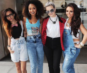 little mix, leigh-anne, and jesy nelson image
