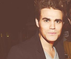 handsome, the vampire diaries, and paul wesley image