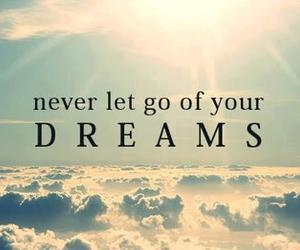 <3, dreams, and quote image