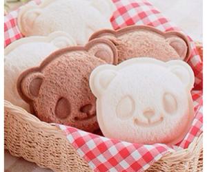 food, bear, and kawaii image