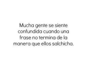 salchicha and confundida image